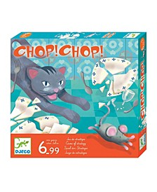 Chop Chop Family Board Game