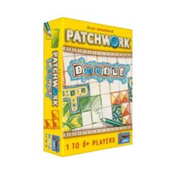 Asmodee Editions Patchwork Doodle Family Game