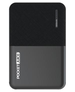 Tzumi Electronics 5000 mAh Slim Pro Pocket Juice