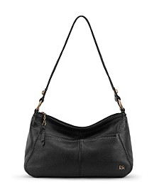 Women's Iris Leather Small Hobo