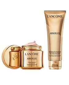 Buy a Absolue Revitalizing & Brightening Cream 2oz, Get a FREE Absolue Oil-in-Gel Cleanser (A $60 Value!)