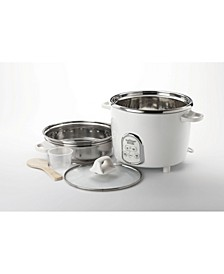 NRC-687SD-1SG Nutriware 14 Cup Digital Rice Cooker and Food Steamer