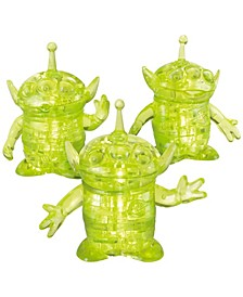 3D Crystal Puzzle - Disney Toy Story 4 - Aliens - 51 Pieces