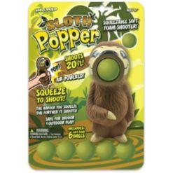 Hog Wild Sloth Popper