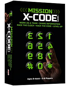 Mission X-Code Game