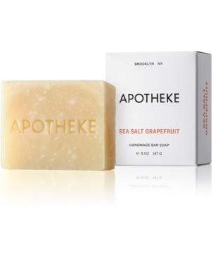 Sea Salt Grapefruit Bar Soap