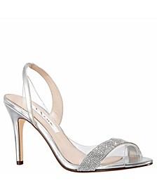 Cailida High Heel Slingback Sandal