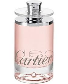 Eau de Cartier Goutte de Rose Eau de Toilette Spray, 3.3-oz.