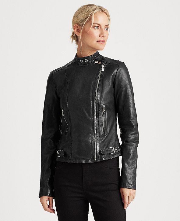 Shop Lauren by Ralph Lauren Womens Jacket Beige Size 10