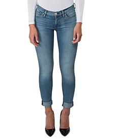 Tally Cuffed Skinny Jeans