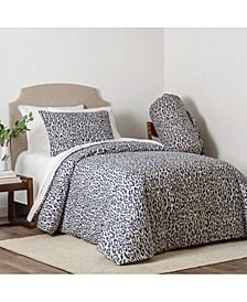 Kenley 3 Piece Comforter Set, Full/Queen