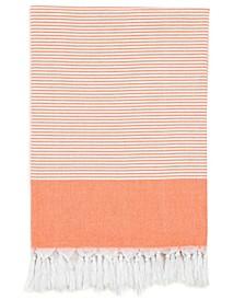 Elegant Thin Stripe Pestemal Beach Towel