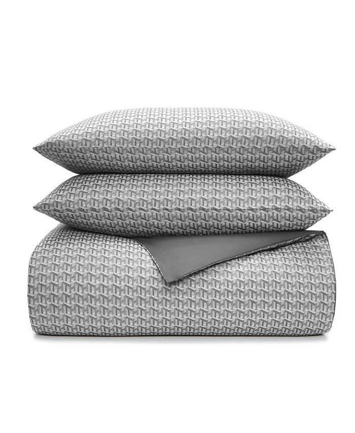 Tommy Hilfiger - Global Jacquard Twin Comforter Set