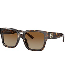 Polarized Sunglasses, 0TY7156U