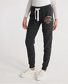Track Field Brushed Joggers