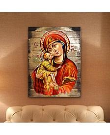 Vladimir Virgin Mary Icon