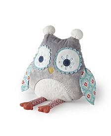 Baby Camille Owl Plush