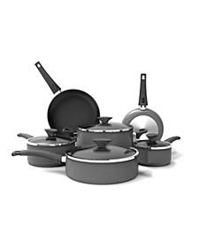 Aluminum 10-Pc. Cookware Set