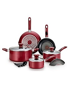 Excite Nonstick 14-Pc. Cookware set