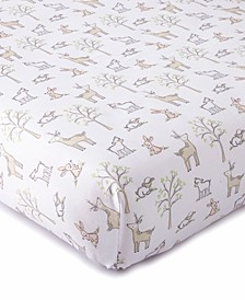 Baby Skylar Character Crib Fitted Sheet