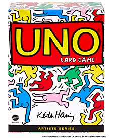 UNO™ Artiste Series No. 2. UNO™ Card Game Featuring the Artwork of Keith Haring, Exclusive to Macy's