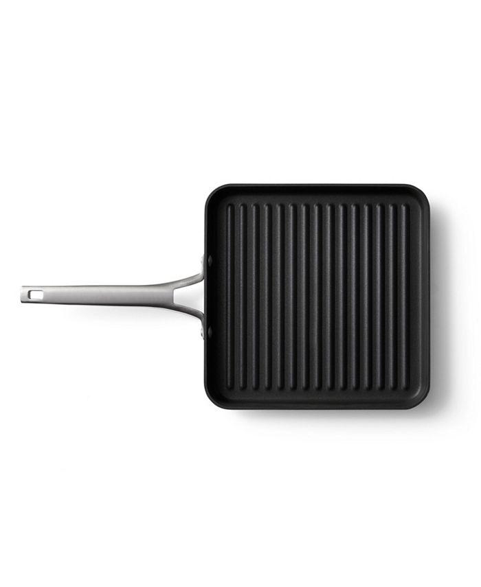 "Calphalon - Premier Hard Anodized Nonstick 11"" Square Grill Pan"