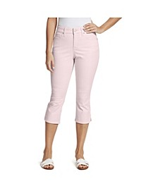 Women's Comfort Curvy Capri, in Regular & Petite Sizes