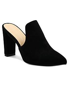 Women's Nella Heeled Mules