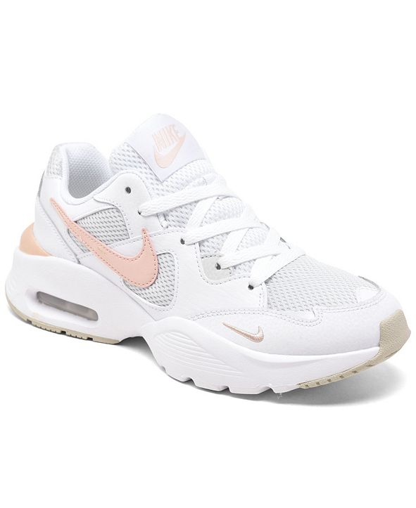 Nike Women's Air Max Fusion Running Sneakers from Finish Line