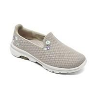 Skechers Womens Gowalk 5 Garland Walking Sneakers Deals