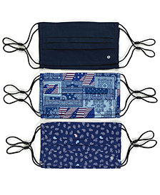 Society of Threads Unisex Face Mask Americana 6-Pack