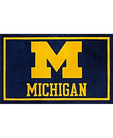 "Michigan Colmi Blue 1'8"" x 2'6"" Area Rug"