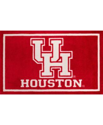 "Houston Colho Red 1'8"" x 2'6"" Area Rug"