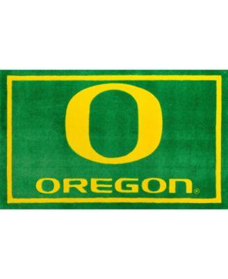 "Oregon Color Green 1'8"" x 2'6"" Area Rug"