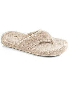 Women's Spa Thong Slippers