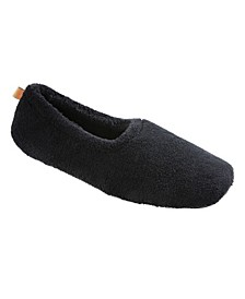 Women's Spa Travel Ballerina Slipper
