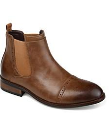 Garrett Men's Cap Toe Chelsea Boot