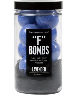 """F"" Bath Bombs"