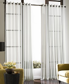 CHF Sheer Soho Voile Grommet Window Treatment Collection