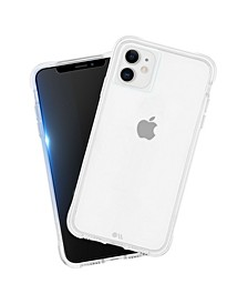 Protection Pack Tough Clear Case Plus Glass Screen Protector for Apple iPhone 11