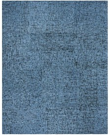 Abstract 208 Blue and Multi 8' x 10' Area Rug