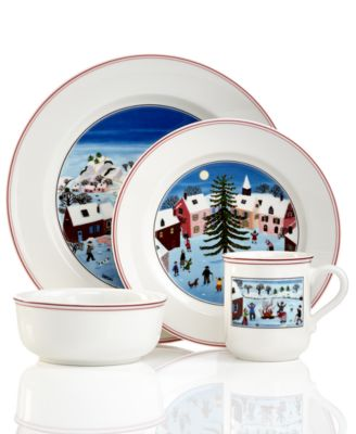 Design Naif Christmas After-Dinner Cup