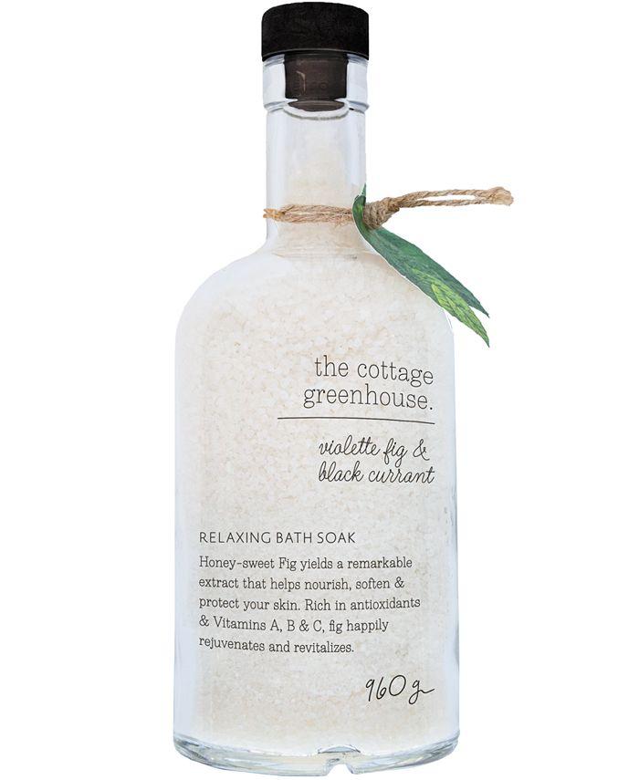 The Cottage Greenhouse - Fig Salt Soak, 33-oz.