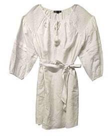 INC Tassel Tie Short Shift Dress, Created for Macy's