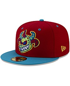 Scranton Wilkes-Barre RailRiders 2020 Copa De la Diversion 59FIFTY-FITTED Cap