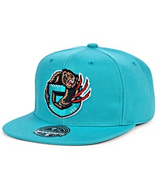 Vancouver Grizzlies Team Ground Fitted Cap