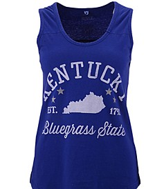 Women's Kentucky Wildcats Jersey Tank