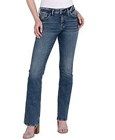 Avery Slim Bootcut Jeans