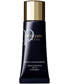 Radiant Cream Foundation SPF 24
