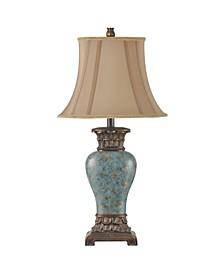 Fabric Shade Table Lamp